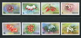 GRENADE- Y&T N°577 à 584- Neufs Sans Charnière ** (fleur) - Grenada (1974-...)