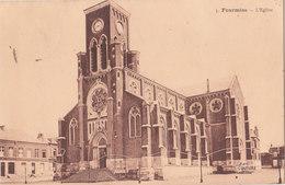 FOURMIES   ( 59  )  L'église - Fourmies