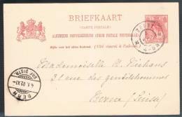 Nederland, 1901, For Berne - Periode 1891-1948 (Wilhelmina)