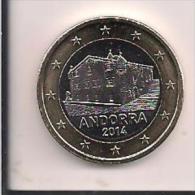 1 EUROS 2014 - Andorre