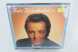 """3 CDs """"Fritz Wunderlich 2"""" Singt Lieder - Klassik"""