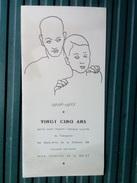 25/10/1953 Menu  Hôtel De La Haute-Mère-Dieu - Châlons-sur Marne 51 - Menus
