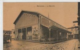 Marennes Le Marché