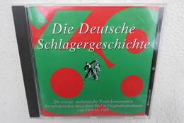 """CD """"Die Deutsche Schlagergeschichte 1968"""" Authentische Tondokumentation Erfolgreicher Dtsch. Titel Im Original 1959-1988 - Música & Instrumentos"""