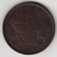 @Y@    Sint Helena  1/2 Penny 1821   Rare    (4235) - Santa Helena