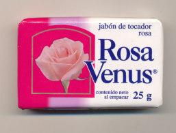 SAVON ROSA VENUS - Parfums & Beauté