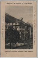 Parkhotel & Pension In Compadials - Station Der Rhätischen Bahn Chur-Disentis Oder Oberalp - GR Grisons