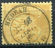 FRANCE N°92 OBLITERATION MEDEAH 18 JANV 8(4) ALGERIE - Marcophilie (Timbres Détachés)