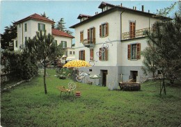 Cartolina - Postcard - Pallanza Hotel Centro Giardino 1980 - Novara