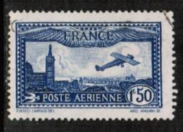 FRANCE  Scott # C 6 VF USED - Airmail