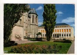 CP 10*15-PL298-BAYEUX LA POSTE ARCHITECTE R. LECOURT - Bayeux