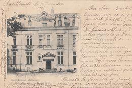 G , Cp , 86 , CHATELLERAULT , Hôtel Sully - Chatellerault