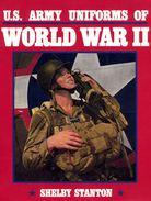 U.S. Army Uniforms Of World War II, 289 Pages Sur DVD, - Uniformen