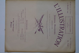 L'Illustration N°3745 Du 12 Décembre 1914 - Journaux - Quotidiens