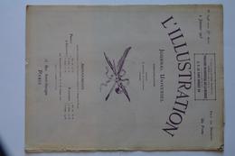 L'Illustration N°3748 Du 2 Janvier 1915 - L'Illustration