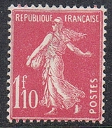 FRANCE N°238 N* - 1906-38 Sower - Cameo
