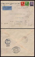 NORWAY -AIR MAIL COMPLETE COVER SENT TO ARGENTINA ON 9/VIII/32-AEROPOSTAL- - Non Classés