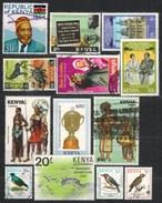 KENIA 1963-1993 -   Lot 13  Verschiedene  Used - Kenia (1963-...)