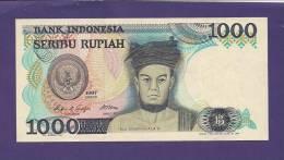 INDONESIA 1987 UNC Banknote 1000 Rupiah - Indonesia