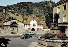 Salins Saline Casino Panhard Renault Vigneron - Autres Communes