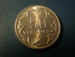 Gabun 50 Francs 1976 - Gabon