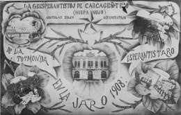 Esperanta  Grupo Carcagente - Non Classificati