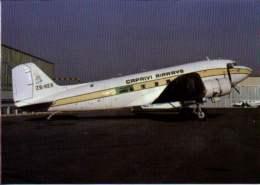 Douglas DC-3 Caprivi Airlines DC 3 Aviation Air - 1946-....: Moderne