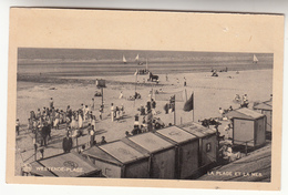 Westende Plage, La Plage Et La Mer (pl31412) - Westende