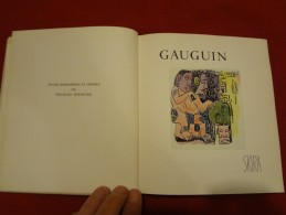 Livre - Gauguin - Etude Biographique Et Critique Par Charles Estienne - Editeur: Skira - 1953 - Arte