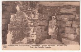 Nederbrakel, Eaux Minérales Topbronnen, Intérieur Des Grottes (pl31420) - Brakel