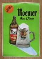 Rare Ancienne Affiche Brasserie ROEMER Pfaffenhoffen Bière D' Alsace - Affiches