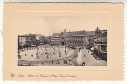 Liège, Palais De Justice Et Place Saint Lambert (pl31426) - Liege