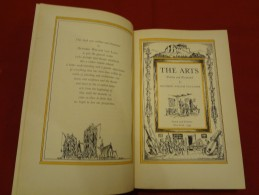 The Arts Written And Illustraded By Hendrik Willem Van Loon - Simon And Schuster New York - 1937 - Histoire De L'Art Et Critique