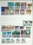 Lot World Stamps USED.8 Scans - Vrac (max 999 Timbres)