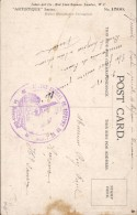 """Besançon - Cachet : """" Centre Spécial De Réforme De Besançon """" - Marcophilie (Lettres)"""