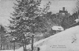 Bad Teinach, Blick Auf Zavelstein. - Bad Teinach