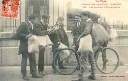 Tarn - Mazamet - Industrie Lainière - Les Porteurs D'échantillons - Mazamet