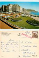 Fiat Cars, Pietra Ligure, SV Savona, Italy Postcard Posted 1981 Stamp + Postage Due Markings - Savona