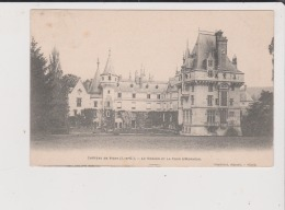 CPA - HERBLAY - Le Manoir - Herblay