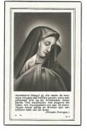 P 87.  E.Broeder  DIDACUS (JOZEF Van AVERMAET) - Minderbroeder - LOKEREN 1860  /  1949 - Imágenes Religiosas