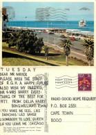Esplanade, East London, South Africa Postcard Posted 1977 Stamp - Südafrika