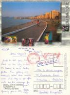 Florianopolis, Brazil Postcard Posted 1999 Meter - Florianópolis