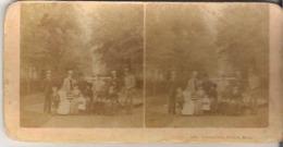3419. Union Park, Boston, Massachusetts - Stereoscope Cards