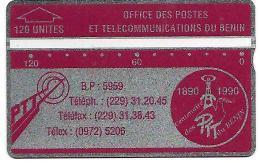 @+ Benin - 120U - LG N°211A... Neuve - Mint
