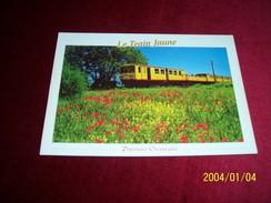 LE TRAIN JAUNE - France