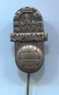FOOTBALL / SOCCER / FUTBOL / CALCIO - FC KARPATY LVIV, Ukraine (in USSR), Vintage Pin, Badge, Abzeichen - Voetbal