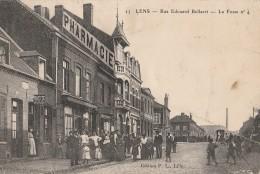 62 - LENS - 15 - Rue Edouard Bollaert - La Fosse N° 4 - Lens