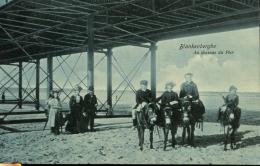 Blankenberghe - Au Dessous Du Pier (1908) - Blankenberge