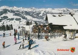 SCHÖNRIED BERGRESTAURANT HORNEGGLI - BE Berne