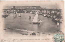 76 Dieppe  L´avant  Port - Dieppe